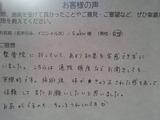 Saku 様(20代女性)
